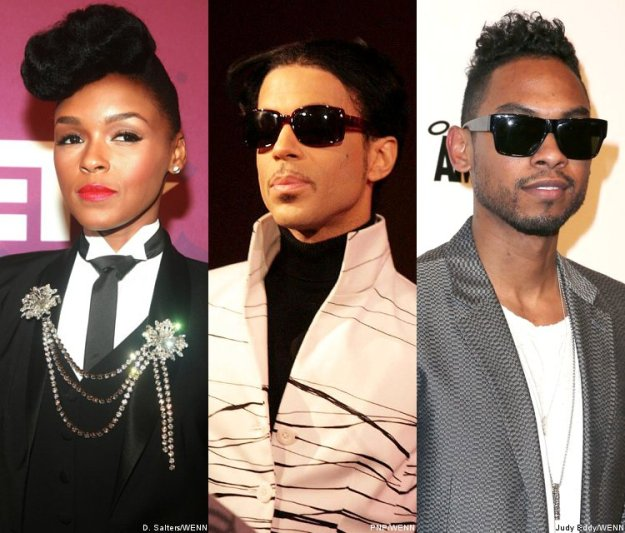 Nieuw Janelle Monae album The Electric Lady met Prince en Miguel