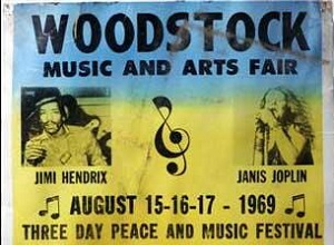 Woodstock Spotify Playlist