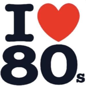 In de ban van de jaren 80 (Spotify Playlist)