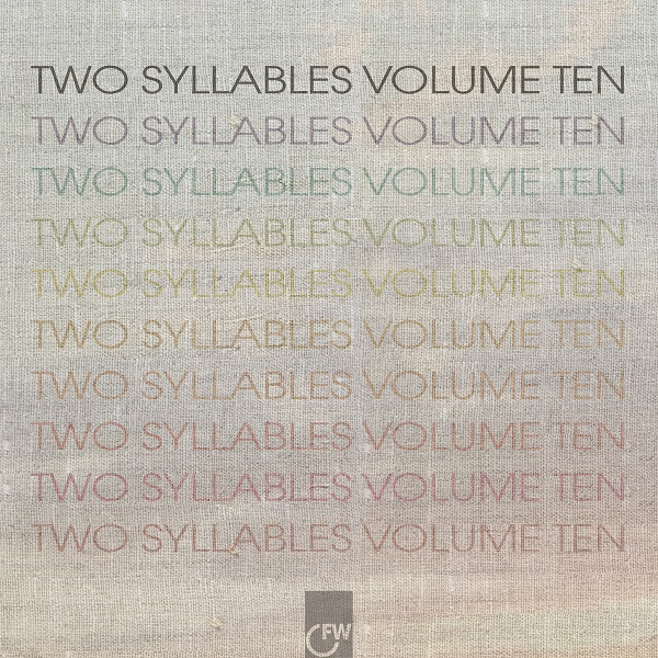 Two Syllables Compilation First Word Records