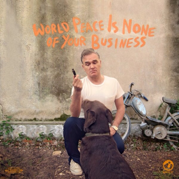 Morrissey-World Peace Is None Of Your Business