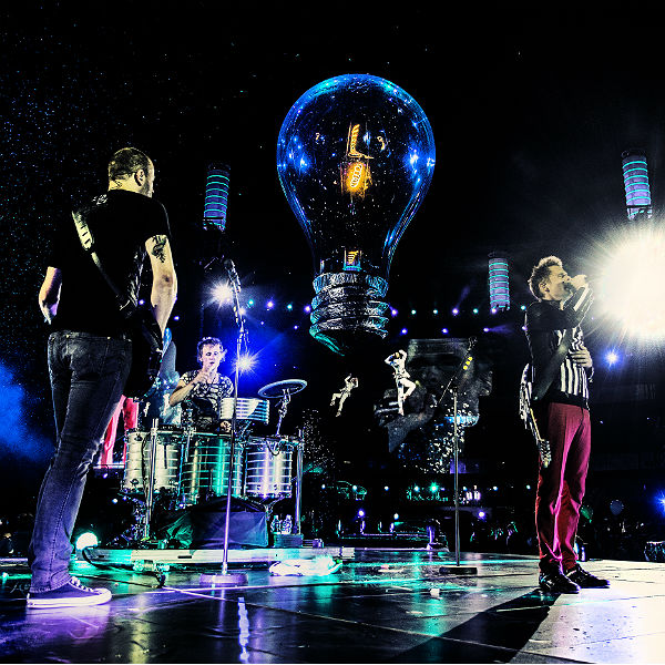 Nieuw album Muse in 2015