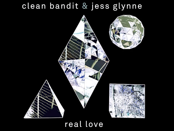 Clean Bandit and Jess Glynne-Real Love