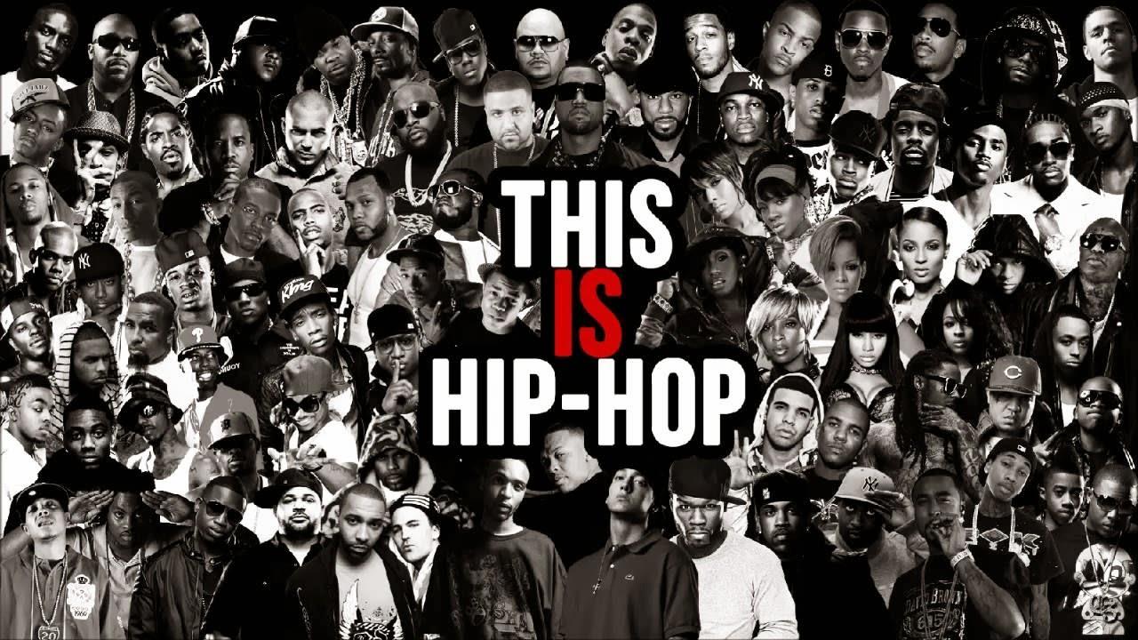 In de ban van de beste hiphop tracks van 2015 (Spotify Playlist)