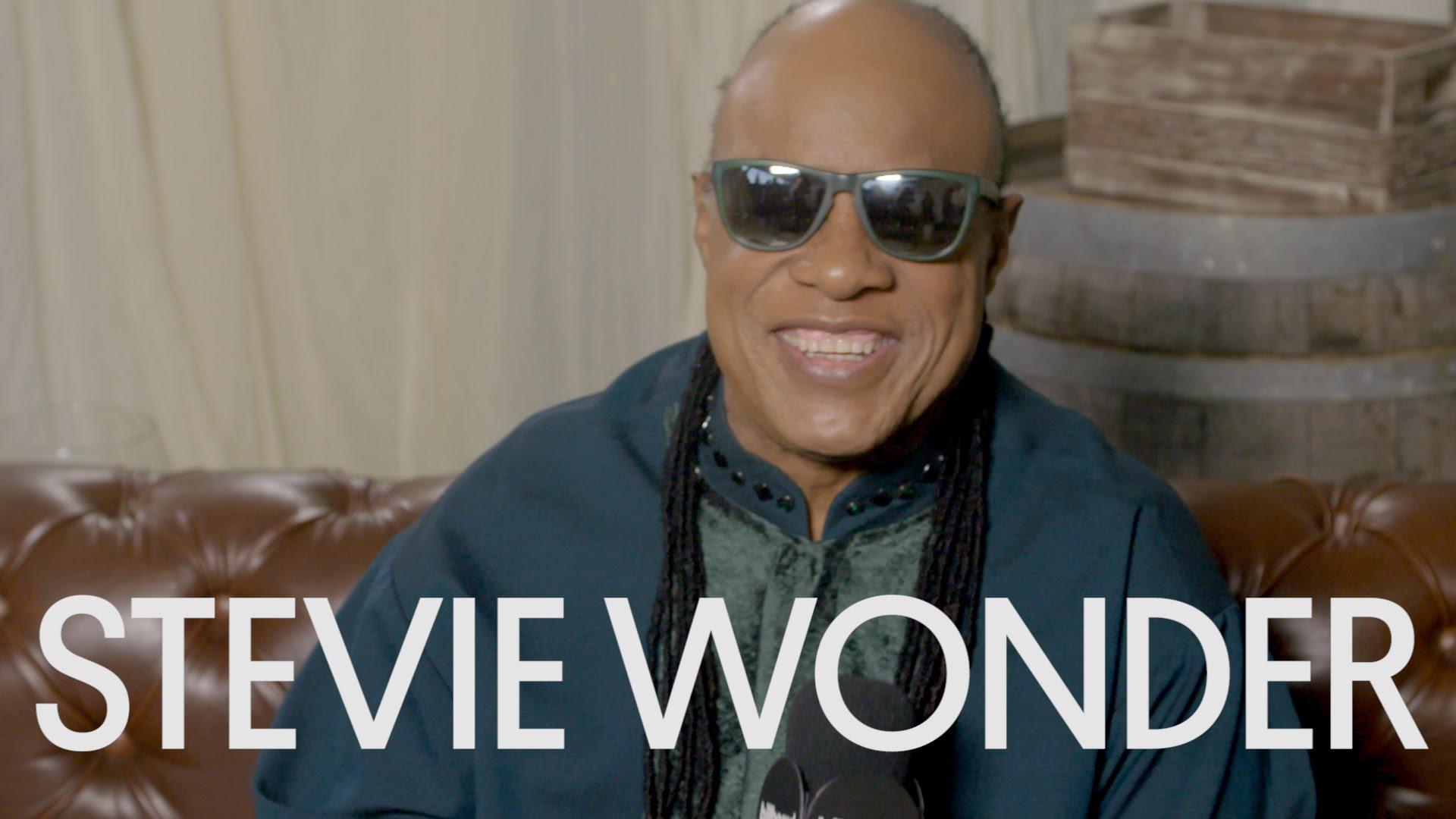 Stevie Wonder-Through The Eyes of Wonder