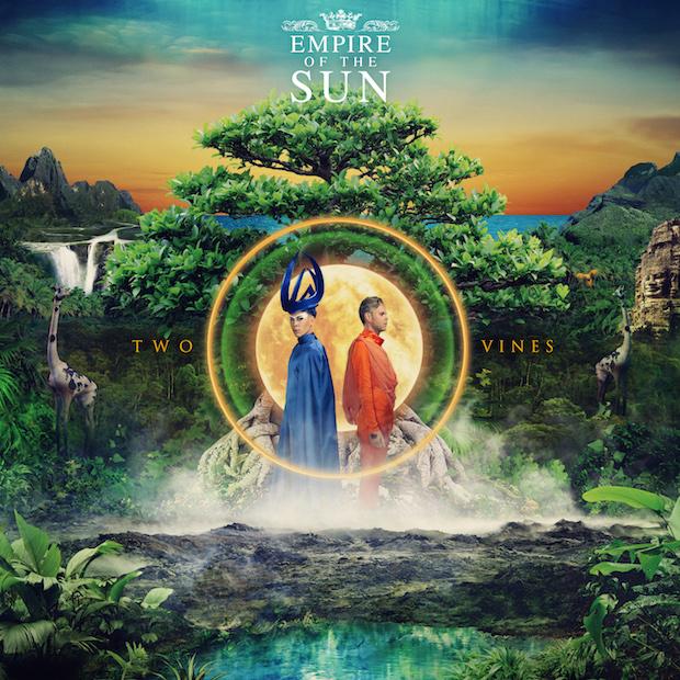 Empire of the Sun: nieuw album Two Vines bevat samenwerkingen met Lindsey Buckingham (Fleetwood Mac) en muzikanten uit de bands van Prince en David Bowie