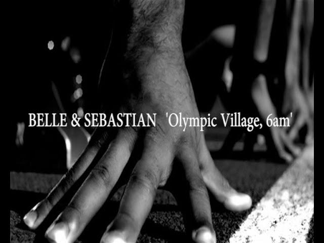 Yuri van Gelder inspireert Belle & Sebastian voor een olympisch nummer