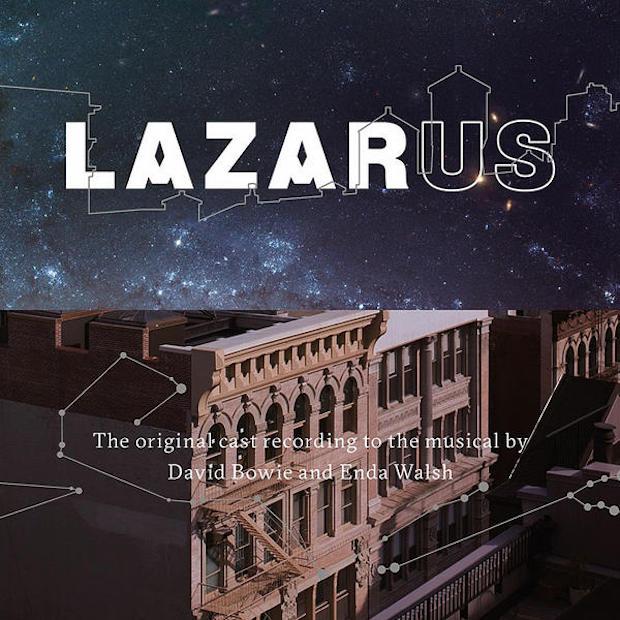 David Bowie-Lazarus (musical)