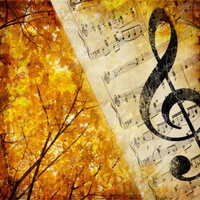 Herfstmuziek