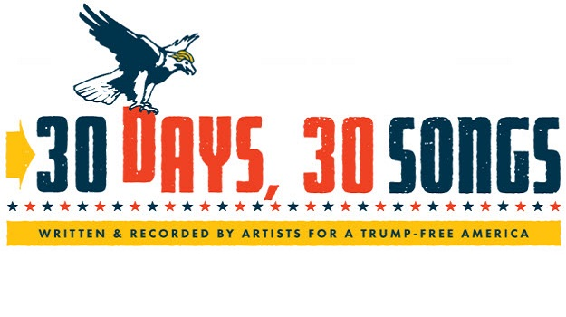 30 dagen anti-Trump songs