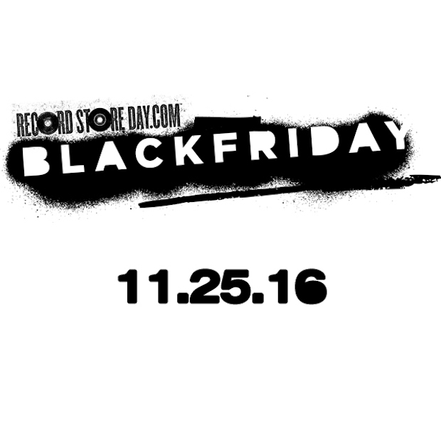 Record Store Day 2016 Black Friday