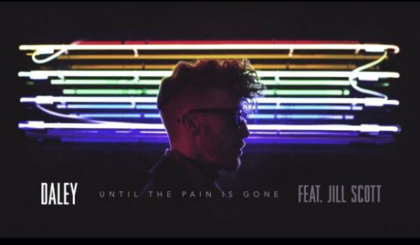 Daley eerste single Until The Pain Is Gone van tweede album The Spectrum