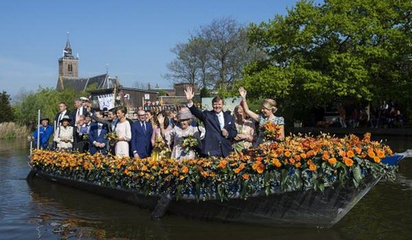 Koningsdag-ANP-Frank-van-Beek