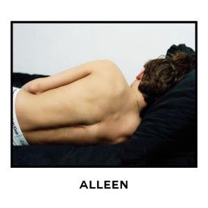 Lil Kleine-Alleen (album artwork)