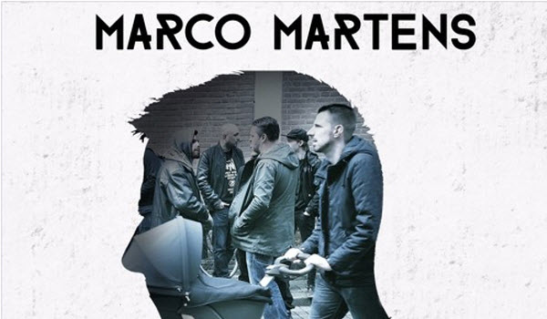 Marco Martens-Morgen Zal Ik Thuis Zijn