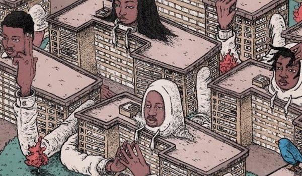 Open Mike Eagle viert Happy Wasteland Day