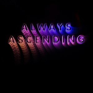 Franz Ferdinand-Always Ascending Artwork