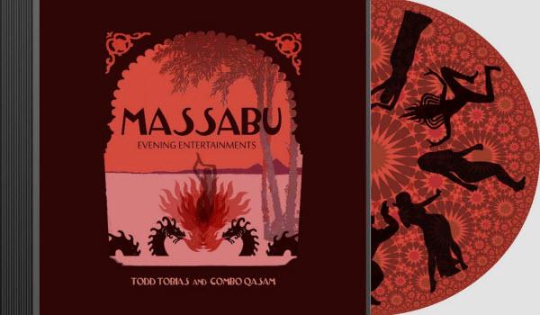 Todd Tobias laat op Massabu horen hoe geluk klinkt