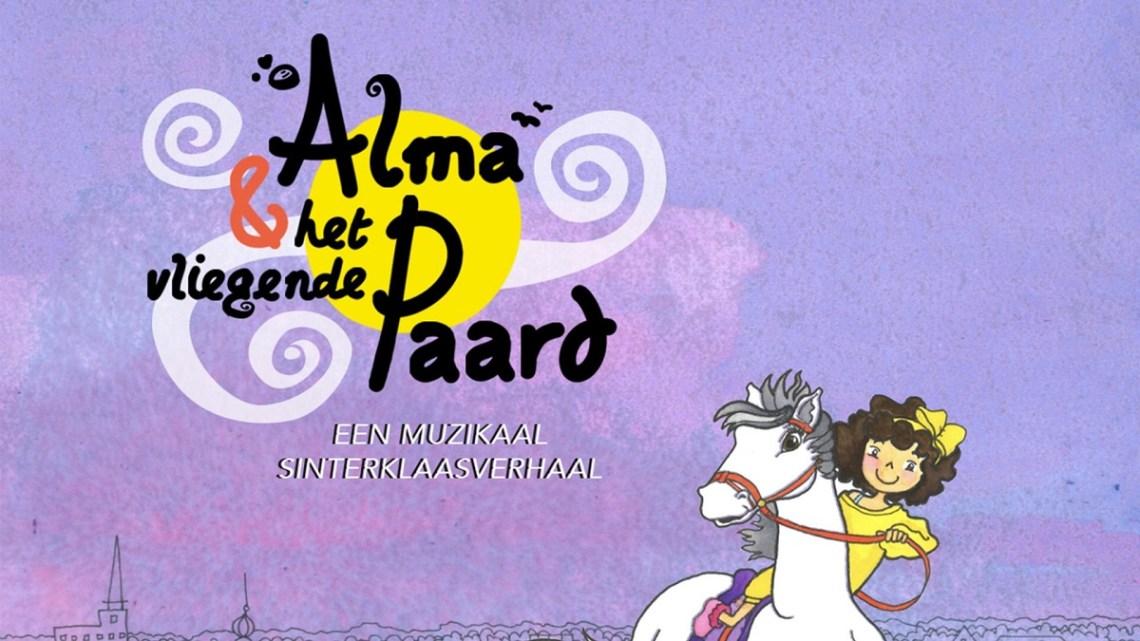 De Jongelingen-Alma en het vliegende Paard