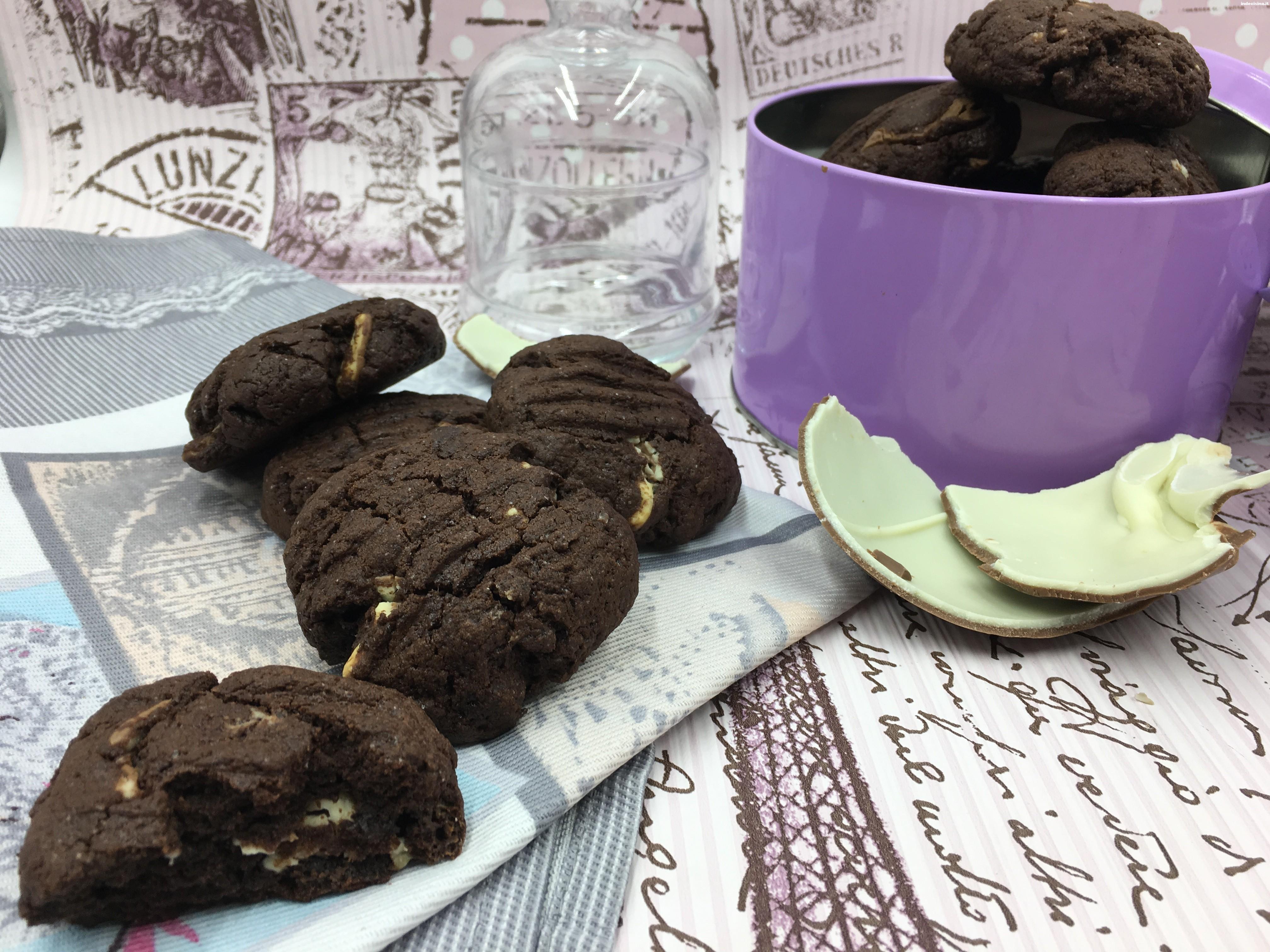 Biscotti al cioccolato Kinder