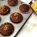 Muffin con cuore mou