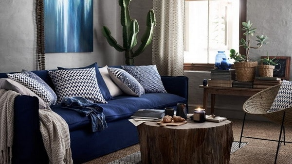 Fashionable Colors In Interior Decoration Trends 2019 Interior