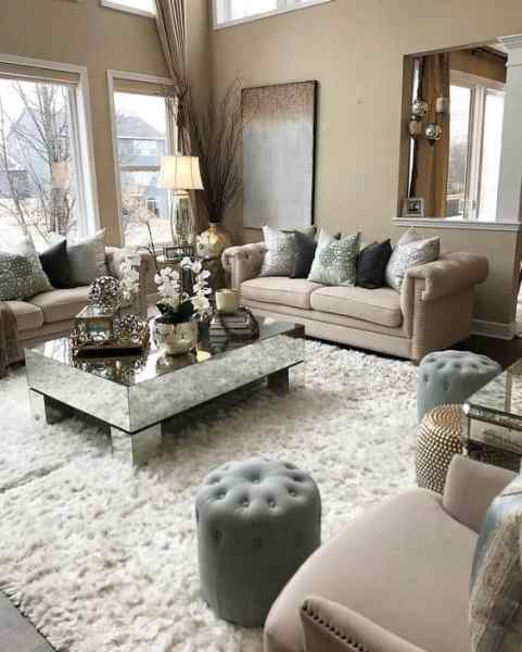 living room design trend 2019 How to Decorate Your Living Room this 2019 - Interior Decor Trends