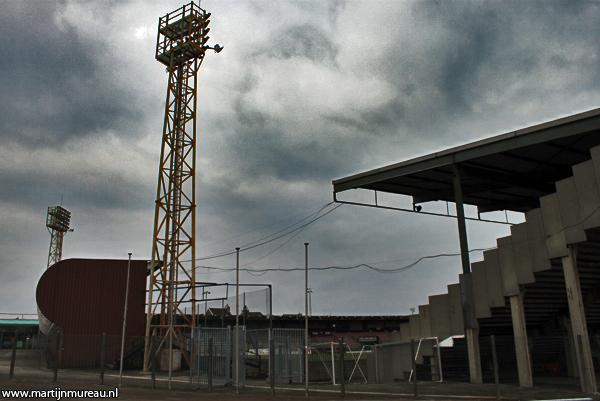 Stade du Pairay, Seraing, Liège/Luik