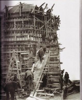 Toen Wembley werd gebouwd 1923