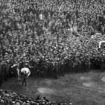De White Horse Final op Wembley in 1923