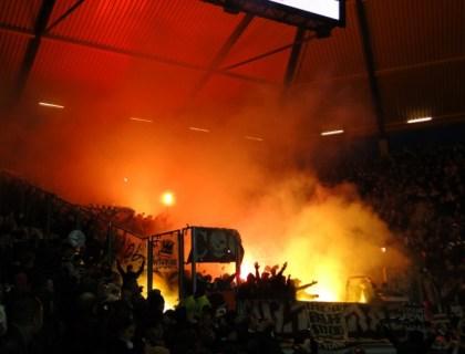 Allemannia Aachen - Eintracht Frankfurt