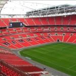Het nieuwe Wembley stadion