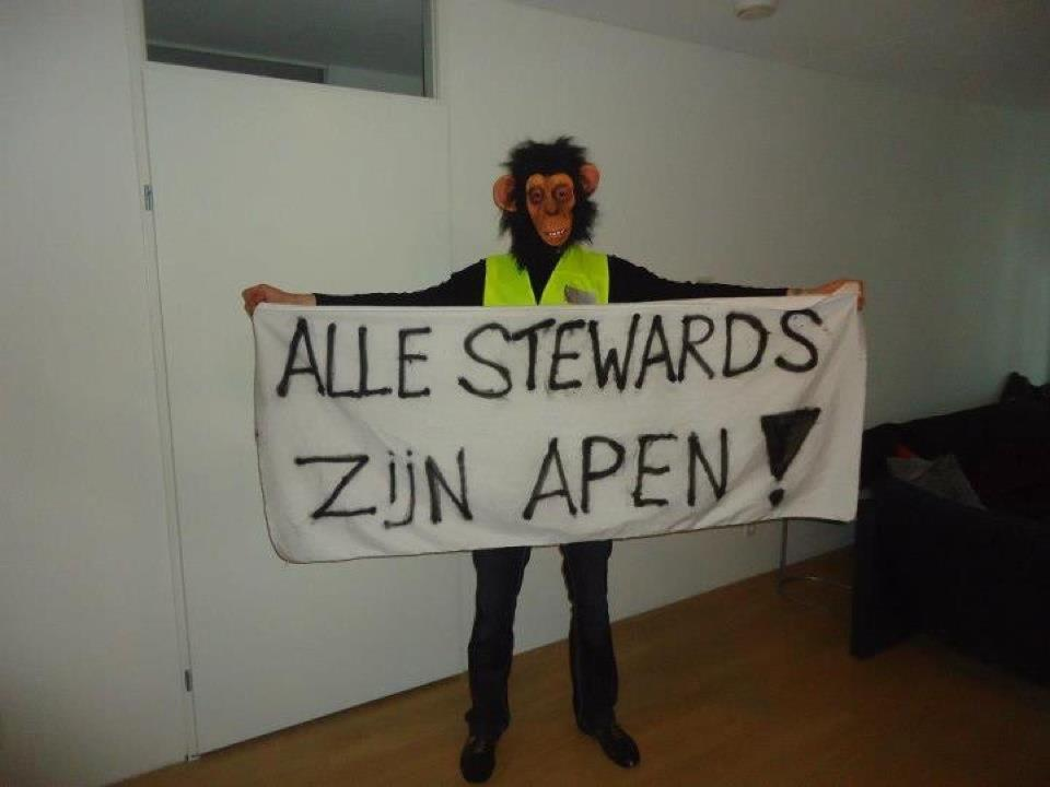 stewards apen