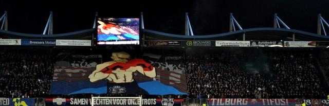 samen vechten Willem II