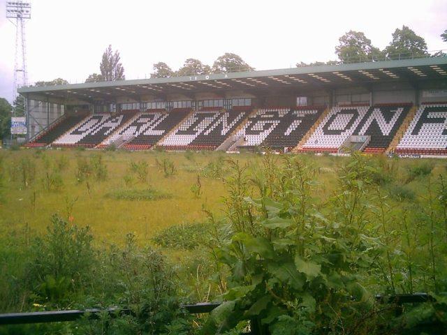 Feethams Football Ground, Darlington