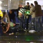 Politiegeweld Ajax-Celtic