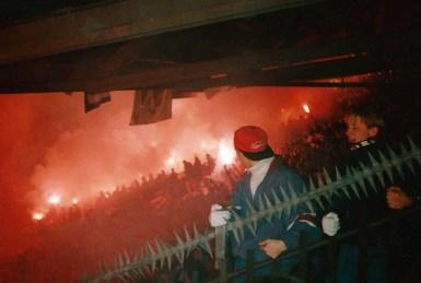 1992: Tottenham Hotspur-Feyenoord