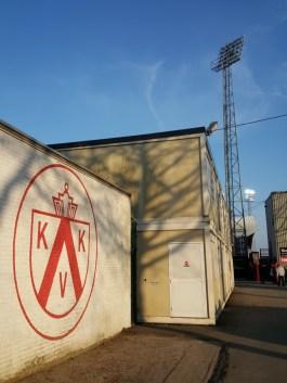 KV Kortrijk - Sporting Charleroi