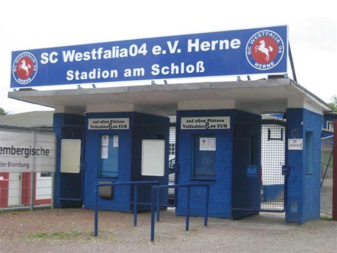 Westfalia Herne- FC Rheine 008