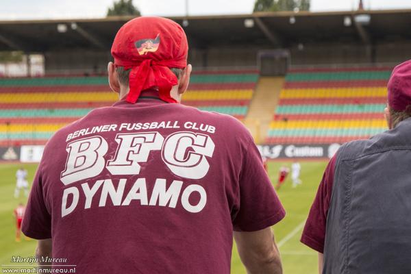 We beginnen bij BFC Dynamo