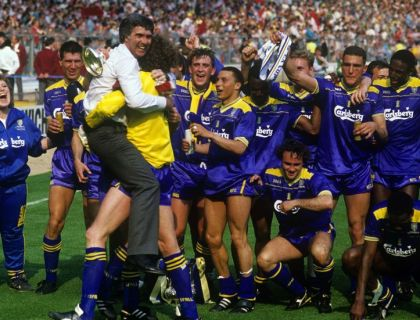 Wimbledon's The Crazy Gang