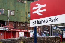 St. James' Park is de thuisbasis van Exeter City: De club die de allereerste tegenstander van het Braziliaans nationaal elftal was