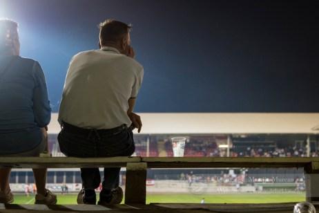Wedstrijdmoment Royal Antwerp FC - Zwarte Leeuw