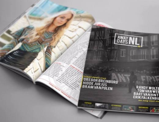 Online magazine Awaysdays NL