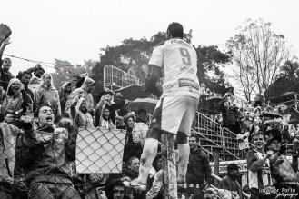 Vier het feest, In De Hekken, met je fans van Torcida do Avendida (Estádio Vermelhao da Colina)