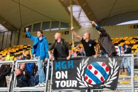SC Heerenveen komt echter op een 0-1 voorsprong...