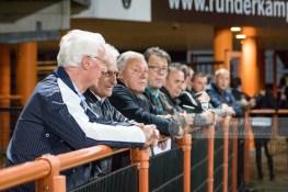 Ondertussen blikken FC Volendam fans vooruit naar de wedstrijd...