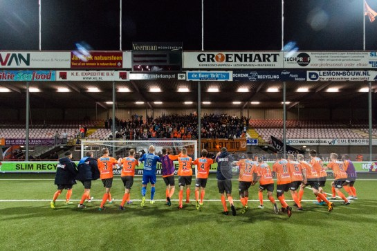 Feestje bij FC Volendam
