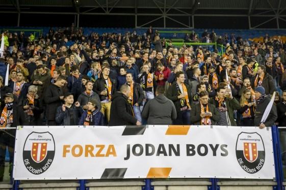 De fans van Jodan Boys. Foto van Pro Shots / Joep Leenen