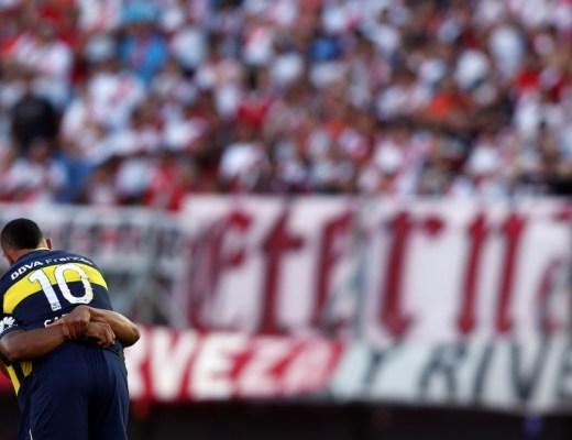 River Plate - Boca Juniors, december 2016. Foto: Pro Shots / Action Images